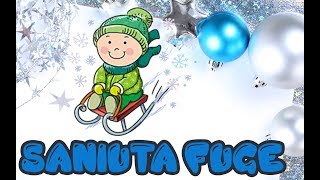 Saniuta Fuge - Cantece Pentru Copii De Craciun - Colaj cantece de iarna 2019