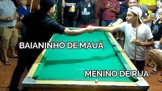BAIANINHO DE MAUA X MENINO DE RUA