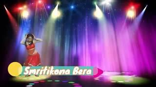 Aa ante song-smritikona performance on globe tv (Dancing Star 5)