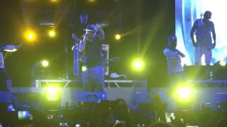 Nicky Jam - Ay Vamos ft. J. Balvin, French Montana en Vivo Ecuador