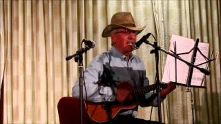 Arthur Tindel sings pour me another tequila sheila August 2015