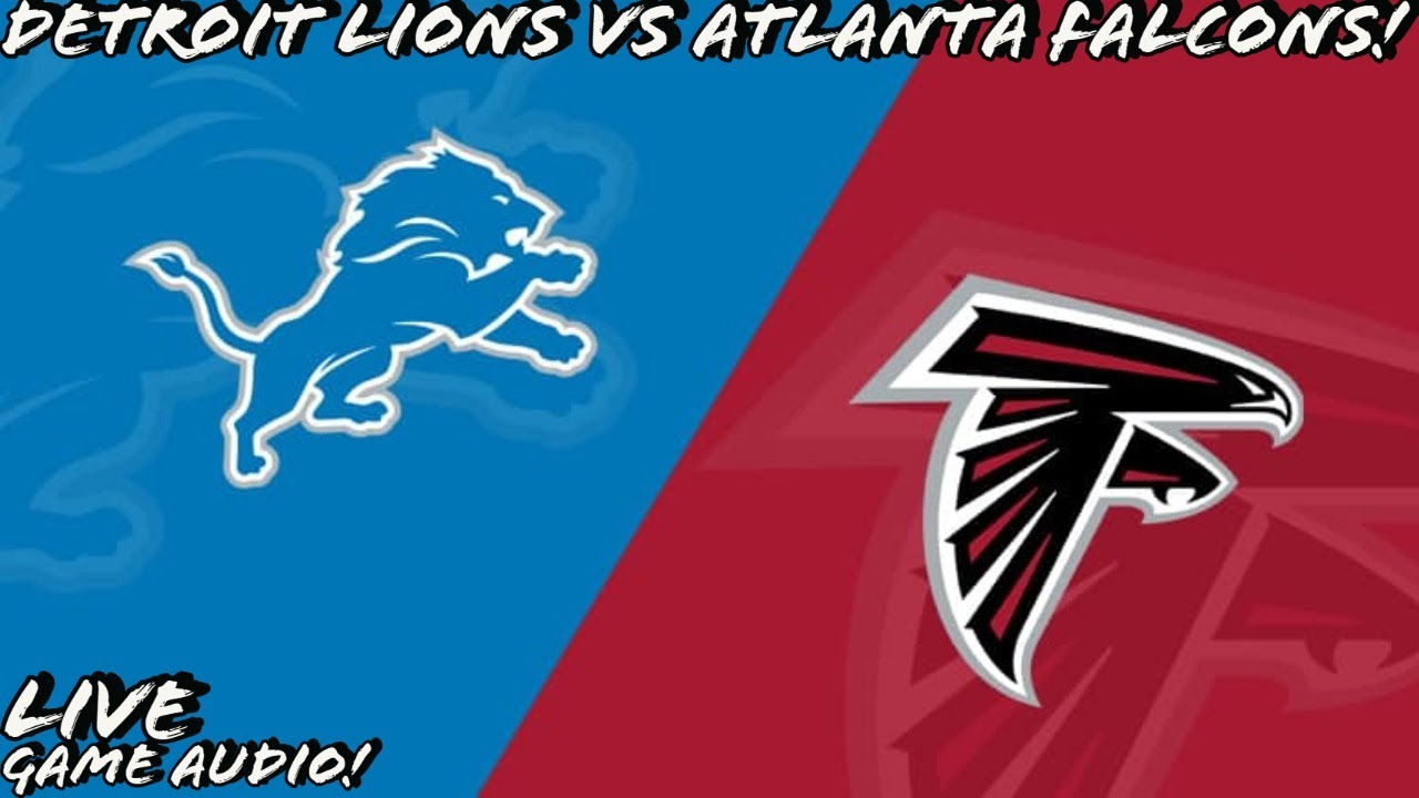 Watch Falcons vs. Lions: TV channel, live stream info, start time