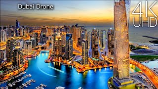 Dubai in 4K UHD Drone