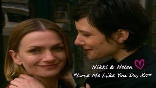 Nikki and Helen - Love Me Like You Do xo (Fan Edits)
