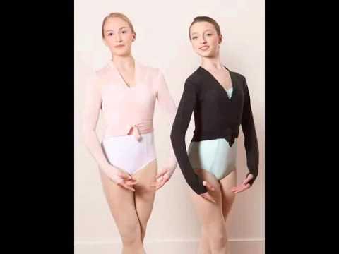 Ballet Wrap Sweater | Ballet Style Item Ideas Romance