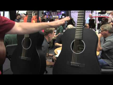 Martin X Series Guitars Overview - Sweetwater at Summer NAMM 2014