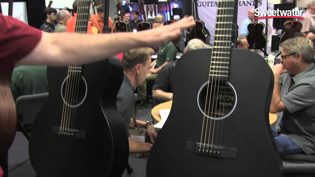 martin x series guitars overview sweetwater at summer namm 2014 youtube. Black Bedroom Furniture Sets. Home Design Ideas
