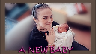 A NEW BABY GIRL!!!! (Daily #904)