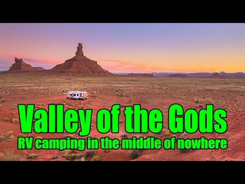 Valley of the Gods RV Boondocking - Ep13