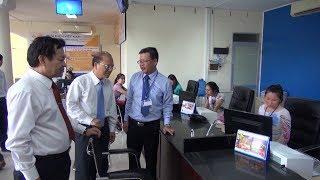 Trung tâm hành chính công tỉnh Bình Thuận đi vào hoạt động