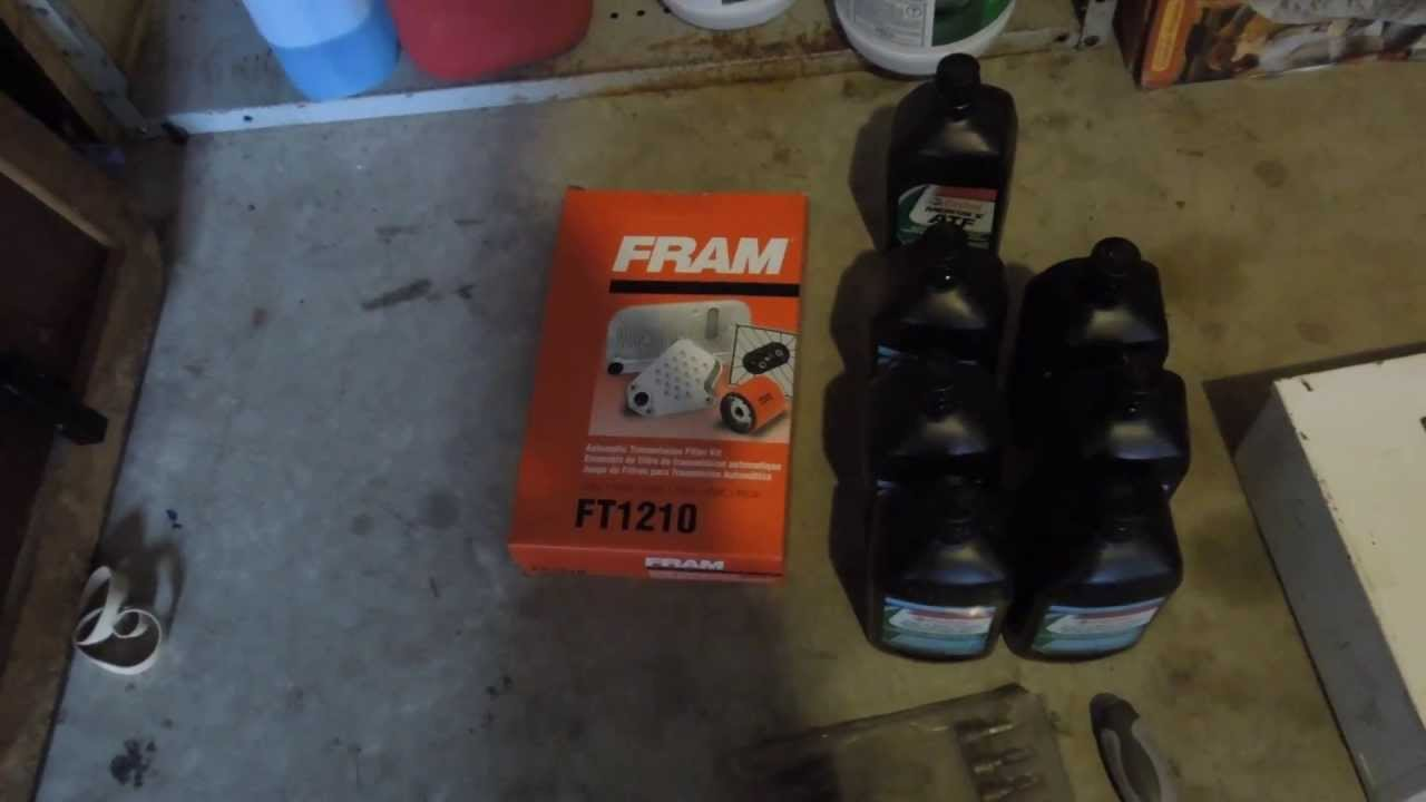 A3 Helmet Level 3 And Pan: How To Change Automatic Transmission Fluid And Filter