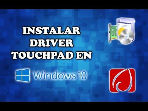 Instalar el Driver del Touchpad 2018 en Windows 10 (INCOMPATIBILIDAD)