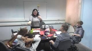 Детское служение. /Как ребята разучивают ЗОЛОТОЙ СТИХ на уроке. Активный способ.... продолжение