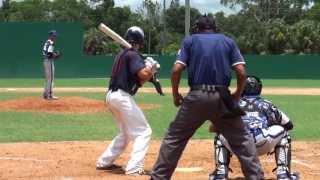 FTB DeMarini vs Next Level Baseball