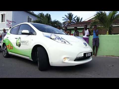 Renewable Energy in Saint Vincent and the Grenadines