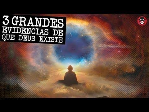 AS 3 GRANDES EVIDENCIAS QUE DEUS EXISTE NO UNIVERSO