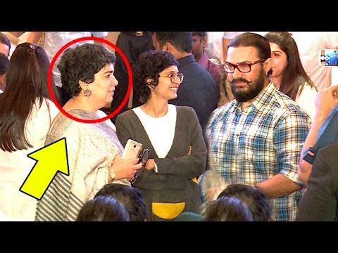 Aamir Khan's Ex Wife Reena & Current Wife Kiran Rao TOGETHER At Same Venue