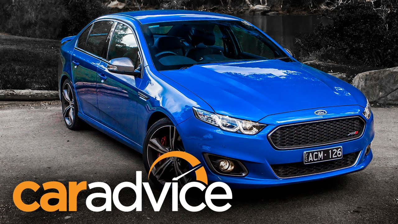 Lastest Ford Falcon XR8 Review  Supercharged V8 Hero Unleashed  YouTube