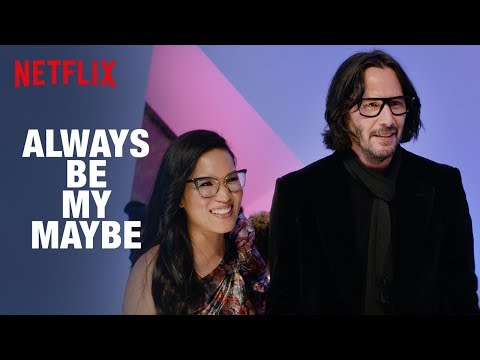 Delana's Dish - I LOVED THIS MOVIE.  Ali Wong casts Keanu Reeves as himself.