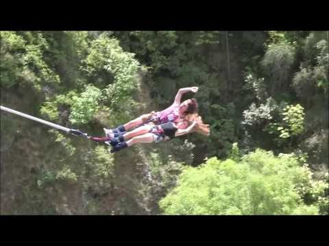 Couples Tandem Bungy Jumping - Queenstown New Zealand