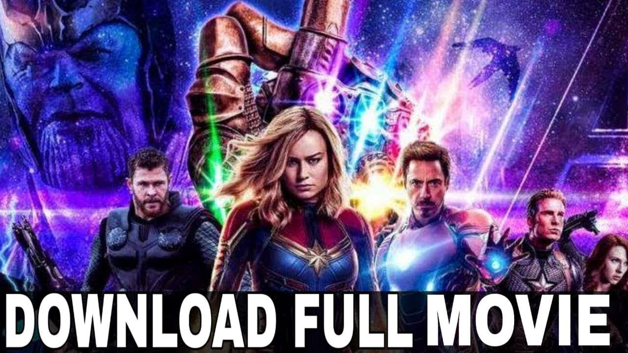 Download avengers 4 endgame (2019) hindi dubbed full movie