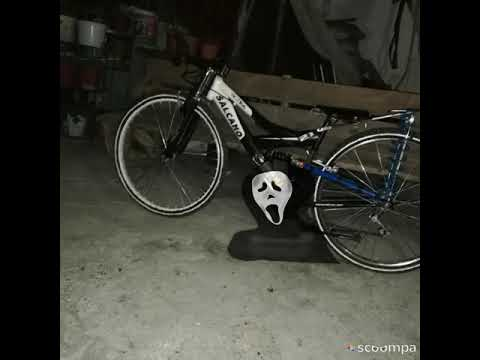 Modifiyeli basık bisiklet