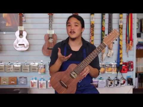 Islander GL6 - Pacific Winds Music