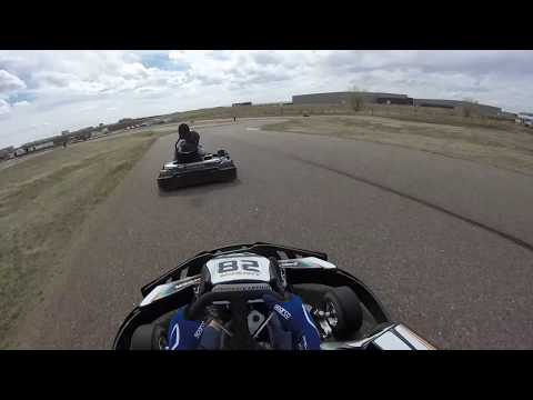 Go Karting @ Unser Centennial, Denver