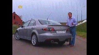 Тест-драйв Mazda 6 MPS