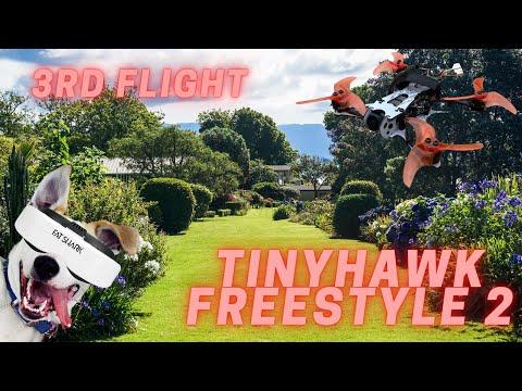 Фото 3rd Fpv flight TinyHawk Freestyle 2   Beginner FPV Freestyle, Best drone!