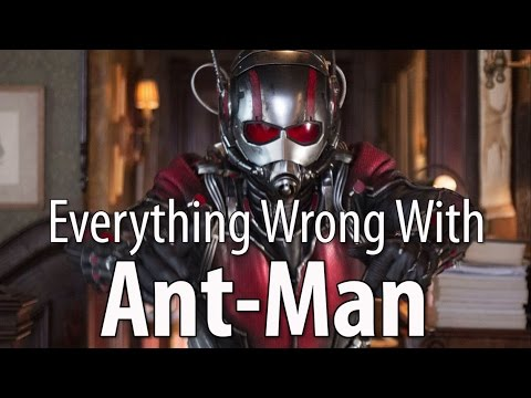 Everything Wrong With Ant-Man In 19 Minutes Or Less poster