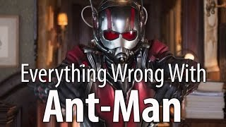 Repeat youtube video Everything Wrong With Ant-Man In 19 Minutes Or Less