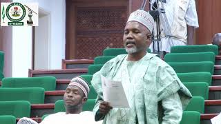 Hon Yusuf Tanko Sununu,10 Oct 2019   Debate on 2020 Budget Estimate