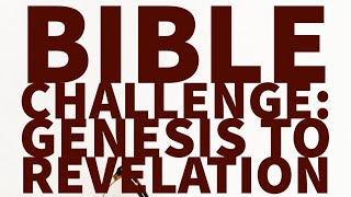 "Bible Study | The Bible Challenge | Week 10 - ""Leviticus. Pt.2"""