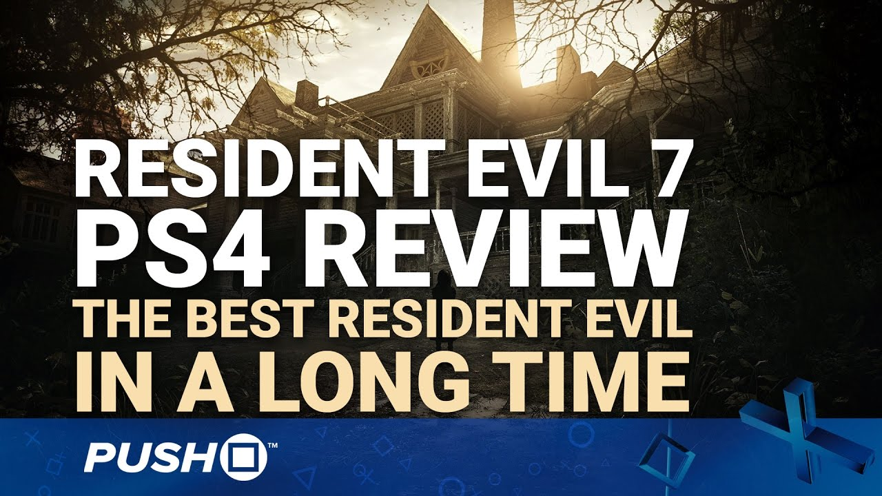 Resident Evil 7 Ps4 Review The Best Biohazard In Years