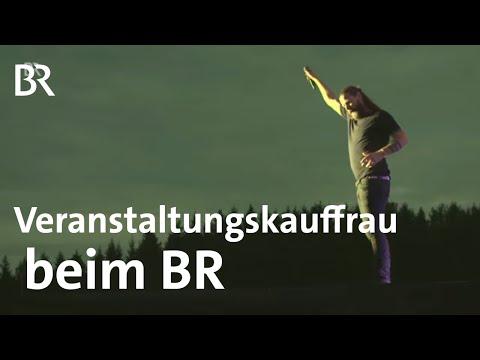 Ausbildung Im BR: Veranstaltungskauffrau/-mann