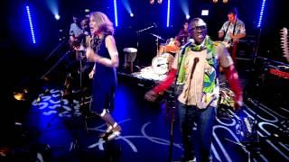 "Ganda Boys, featuring Carole Rowley: ""Never Too Late"""
