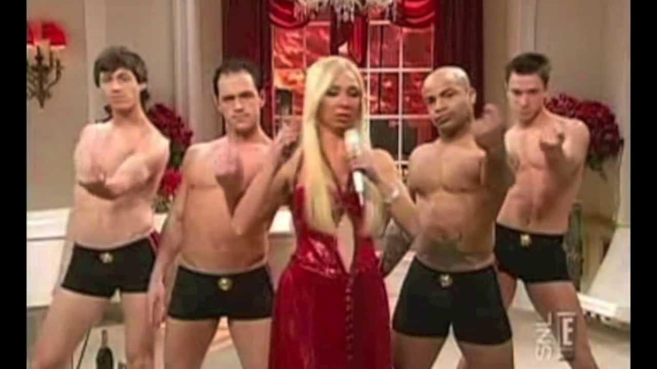 Donatella Versace On Snl