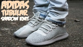 POOR MAN YEEZY ?! ADIDAS TUBULAR SHADOW KNIT REVIEW AND ON FOOT