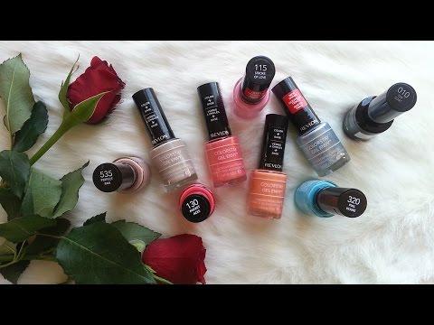 Revlon Gel Envy Nail Enamel Wear Test | South African Style & Beauty Blogger
