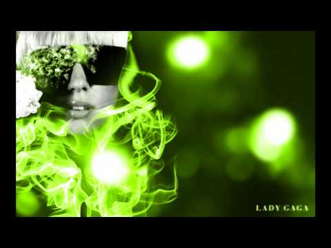 lady Gaga- Poker Face Instrumental (3D)