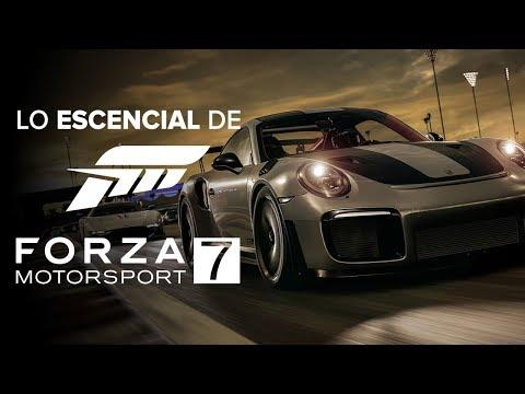 Lo esencial de Forza Motorsport 7