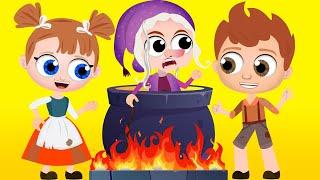 NEW Hansel & Gretel Fairy Tales Full Story   Fairy Tales for Children   Bedtime Stories for Kids