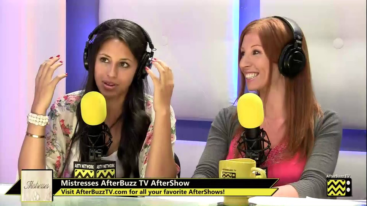 """Download Mistresses After Show Season 1 Episode 12 """"When One Door Closes...""""   AfterBuzz TV"""