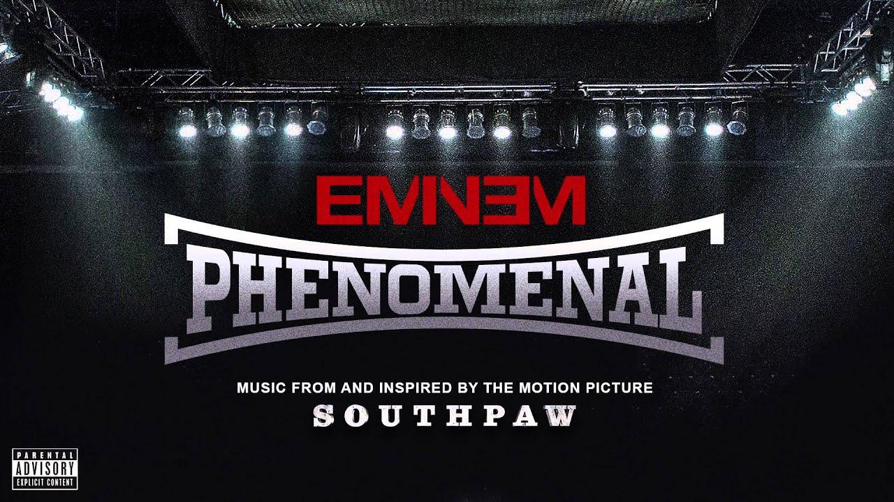 Eminem — Phenomenal (Audio Only)