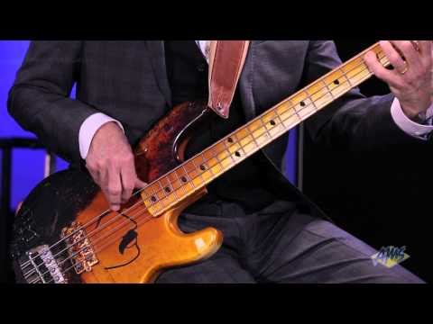 AMS Exclusive Tony Levin Performance - Bass Solo