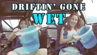 Drift Diaries - GIRLS GET WET