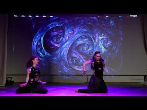 «Поиск себя» – Tribal Fusion. Елизавета Хардикова и Светлана Иванченко.