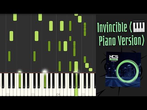 DEAF KEV - Invincible (Piano Version) +MIDI/SHEET