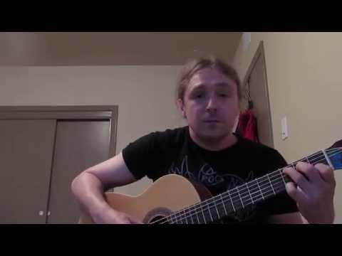 Melodia z filmu Zielona Miłość  Gitara solo  Cover